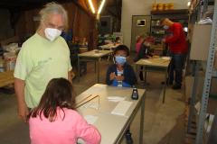 GALL Ferienprogramm 2021: Bienenhotels bauen