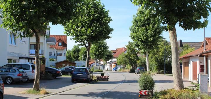 Wohlfühl-Wohngebiet Fasanerie