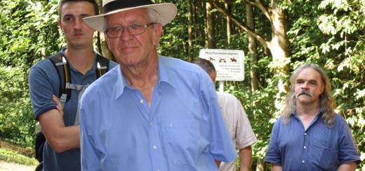 Ministerpräsident Kretschmann auf Sommertour