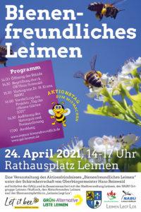 """Aktionstag """"Bienenfreundliches Leimen"""""""